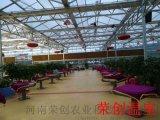 湖北省十堰市微型生态餐厅温室施工经验总结