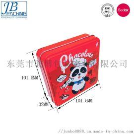 食品铁罐101.5MM马口铁盒