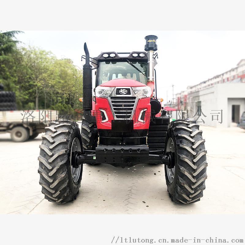 洛阳路通2204拖拉机强劲马力多地形复杂地形作业
