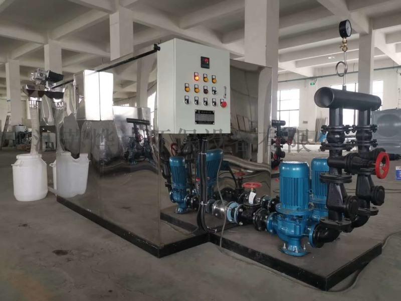 智能油水分离器工作原理