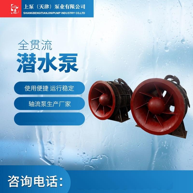 QGWZS双向排水贯流泵厂家