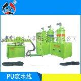 車間pu流水線生產加工機械 優質自動pu流水線