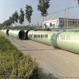 玻璃鋼污水管道厚度多少-金悅科技