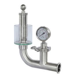 卫生级呼吸阀 发酵罐自动水封排气阀