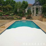 泳池盖布自动收卷器游泳池盖电动泳池盖私人定制泳池盖