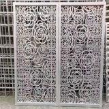 店门头造型雕花铝单板 咖啡厅外墙雕花铝单板造型特色