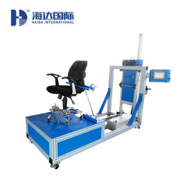 椅子结构强度测试机 办公椅靠背强度试验仪