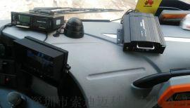 高清4路4G远程车载视频监控大巴客车