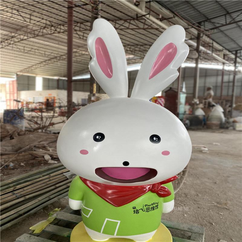 廣州玻璃鋼裝飾造型 卡通公仔形象多變色彩亮麗