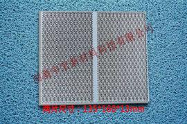 湖南工厂直销蜂窝陶瓷板红外线陶片