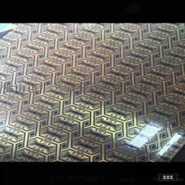 加工制造不锈钢彩板 镜面不锈钢水波纹板