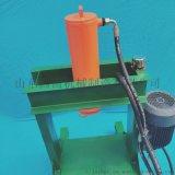 手动阀半自动门式油压机 拆装单项电动门式油压机