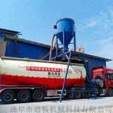 矿石粉料气力输送机 炉灰清运设备 无尘气力输送机