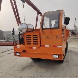 农用四不像爬坡高速履带运输车 8-12吨履带运输车
