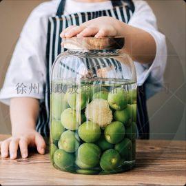泡 坛密封罐青梅 罐杨梅 陈皮罐咖啡罐杂粮罐储物罐