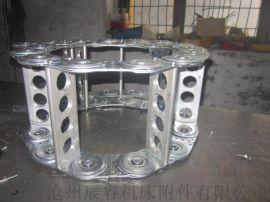 连铸机钢制拖链,TL框架桥式钢制拖链