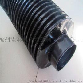 机床丝杆防护罩圆形耐高温不锈钢圆形孔防护罩
