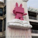 湛江玻璃钢卡通动漫、玻璃钢卡通雕塑乐园摆件