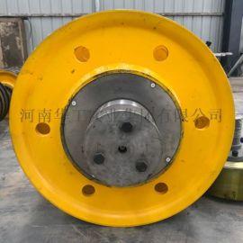 16T滑轮组图纸 起重机滑轮组 材质铸钢、轧制