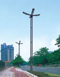 成都高杆灯生产厂家丶德阳20m升降路灯厂