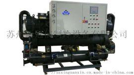 苏州新冠信供应200HP水冷螺杆式冷水机