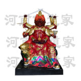 火德星君神像 祝融極彩火神雕塑製作廠 火神娘娘