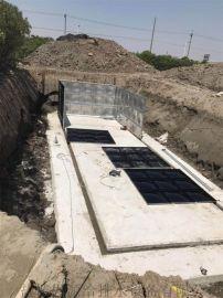地埋式消防泵站一体化消防给水设备-地埋式箱泵一体化