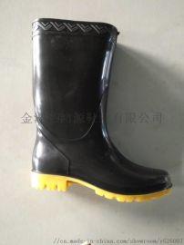 男**PVC雨鞋雨鞋 江苏鸿麒雨鞋