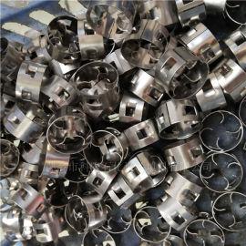 萍乡科隆DN25金属阶梯环英文名不锈钢CMR填料