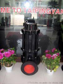 立式污水泵300WQ900-40-185离心泵