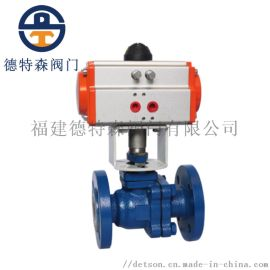 气动衬 球阀Q641F4-16C