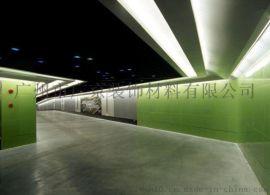 人行天桥装饰搪瓷钢板幕墙