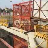 鑫宏优笼式安全爬梯 桥梁施工安全梯笼 基坑附网梯笼