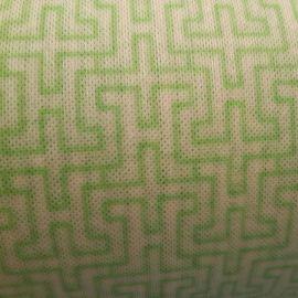 生产厂家  粘胶水刺清洁抹布 定做厨房用清洁抹布