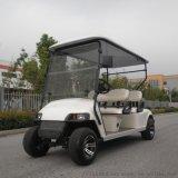 4座电动高尔夫球车 运动场专用车