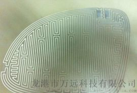 铝箔蚀刻 蚀刻加工 蚀刻电热膜
