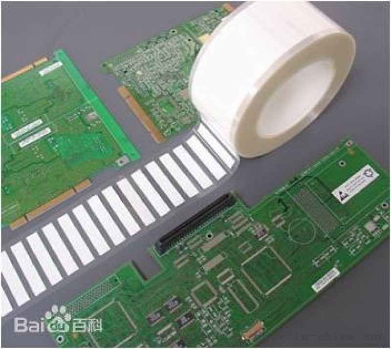 PFID电子标签,耐高温标签,不干胶电缆标签