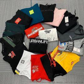 国内一二线大运动品牌卫衣走份低价处理