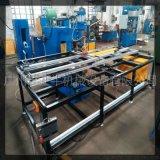 仓储用网片XY轴自动排焊机 三层猫笼xy轴焊接机