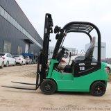 电动叉车 新能源纯电动叉车 1吨全電動搬運車