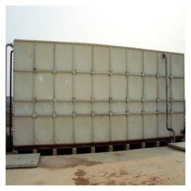 不锈钢方形水箱定制 玻璃钢水箱 霈凯水箱