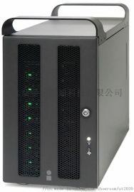 8盤位 雷電3直連存儲設備
