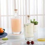 蘋果酒瓶定製玻璃瓶廠家