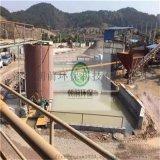 朝前环保:石料厂水洗砂泥浆处理压滤机