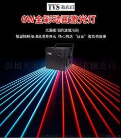 深圳TVS VS-6  大功率全彩动画激光灯