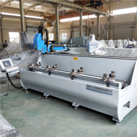 厂家直销 明美 工业铝数控加工中心 数控钻铣床