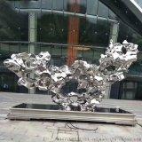 太湖石不鏽鋼雕塑