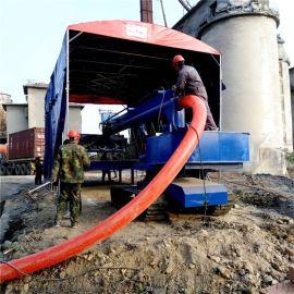 气力输灰装罐上料机高扬程石灰粉送料机气力吸灰机