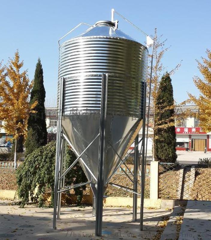 料罐 養殖料罐 10噸料罐