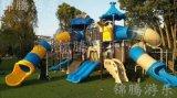 湖南儿童游艺设施大型户外组合滑梯厂家直销